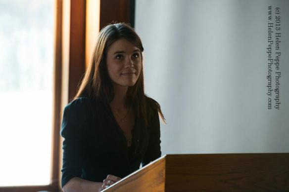 Student Devin Gaither -presentation