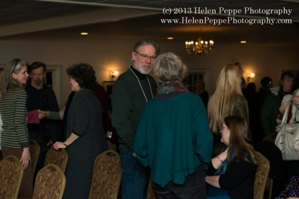 Ted Deppe-group mingling