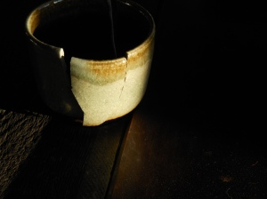"""broken cup"" by Joanna Bourne via Flickr"