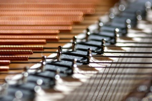 """Piano Strings"" by kevin dooley via Flickr"
