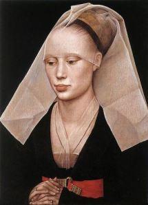 """Portrait of a Lady"" by Rogier van der Weyden"